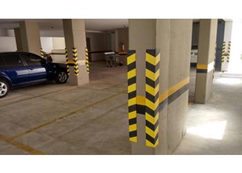 CAntoneiras Zebradas para Estacionamento