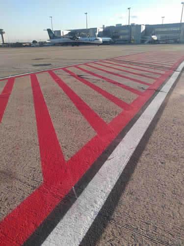 Aeroporto Sinalização para Trafego Aéreo