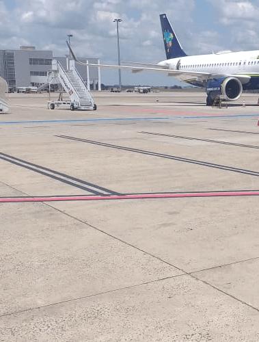 Aeroporto Viário Sinalizacões