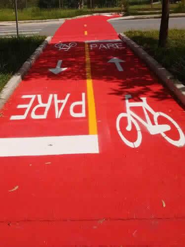 Sinalizacões para Ciclistas Completo